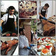 The Hog And Ox Roast Company Paella Catering