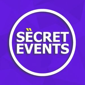 Secret Events Group Projector and Screen