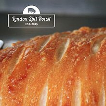 London Spit Roast Buffet Catering