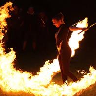 Rachel Phoenix Fire Eater