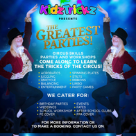 KidzTrickz - The Greatest Parties Children's Music