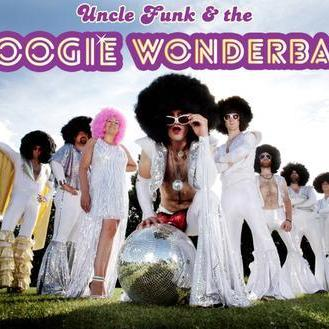 Uncle Funk & The Boogie Wonderband Funk band
