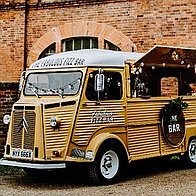 The Fabulous Fizz Bar Mobile Bar