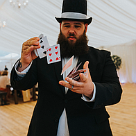Close Up Magician Table Magician