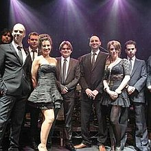The Metropolis Show Band Blues Band