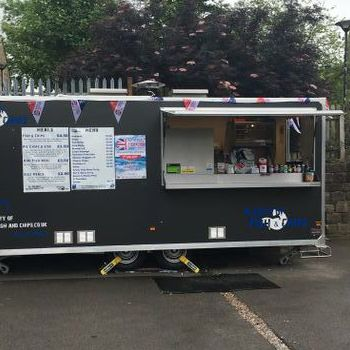 Plenty of Fish and Chips Street Food Catering