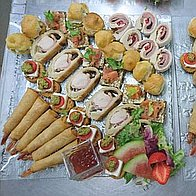 By Request Buffet Catering