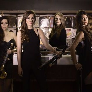 Vesper Electric String Quartet Ensemble
