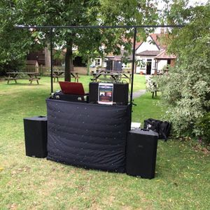 DW Disco And Karaoke Event Equipment