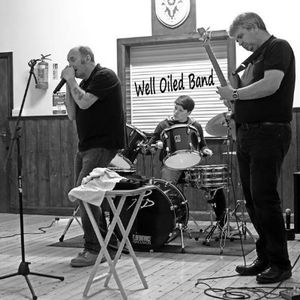 Well Oiled Band  (Rock/Rhythm and Blues Band) Live music band