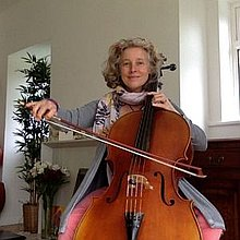 The Cello Lady Cellist