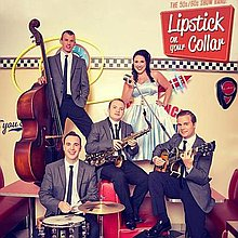 Lipstick On Your Collar Tribute Band