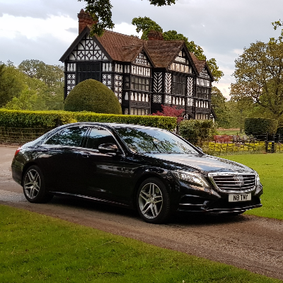 Butler's Chauffeur Service Wedding car