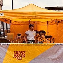 Crust Issues Pizza Mobile Caterer