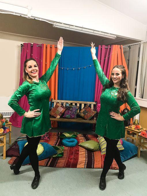 Rosettas Variety Entertainment - Children Entertainment Dance Act Circus Entertainment  - Nottinghamshire - Nottinghamshire photo