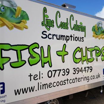 lime coast catering - Catering , Dorset,  Fish and Chip Van, Dorset Food Van, Dorset Mobile Caterer, Dorset
