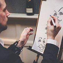 TheArtyOne Caricatures Caricaturist