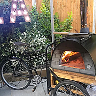 Lot 33 Pizza Pizza Van