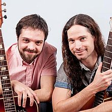 The Alfie Kingston Duo Rock Band