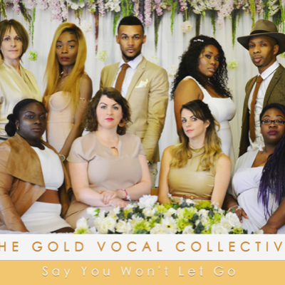 The Gold Vocal Collective Gospel Singer