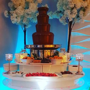 Black Opal Events Ice Cream Cart