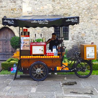 Coffee Nomad trading as Coffee-Bike Coffee Bar