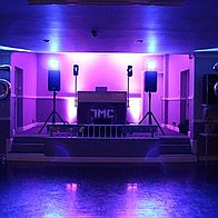 JMC Events UK Snow Machine