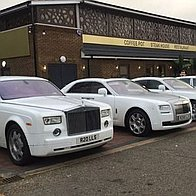 UK LUXURY TRAVEL Wedding car