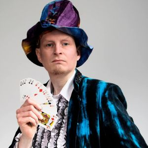Magic To Entertain You Table Magician