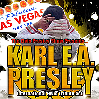The Elvis Presley Show - Karl E A Presley Productions Function Music Band