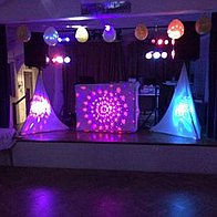 Partytime Mobile Disco Wedding DJ