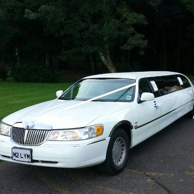 West Coast Limos Chauffeur Driven Car