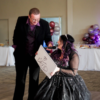 Carl John The Mind Reader Wedding Magician