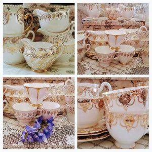 Herts Vintage China & Sweet Cart Hire Afternoon Tea Catering