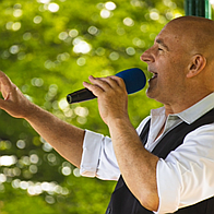 Tony Sings - Rat Pack and friends Jazz Singer