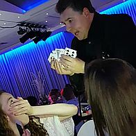 Darren Brand Magic Table Magician
