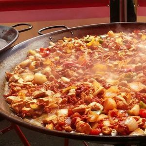 Valencia Paella Private Party Catering