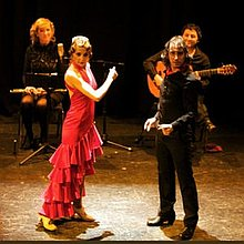 Flamenco - Jesus Olmedo Co Latin & Flamenco Dancer