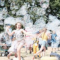 The Bubble Magician Children Entertainment