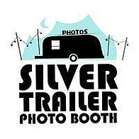 Silver Trailer Photo Booth Photo or Video Services