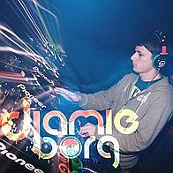 DJ Jamie Borg Club DJ