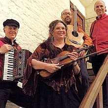 Amber Fire Ceilidh Band World Music Band