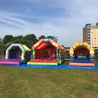 PJ Leisure Bouncy Castle