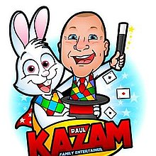 Paul Kazam Family Entertainer Children's Magician