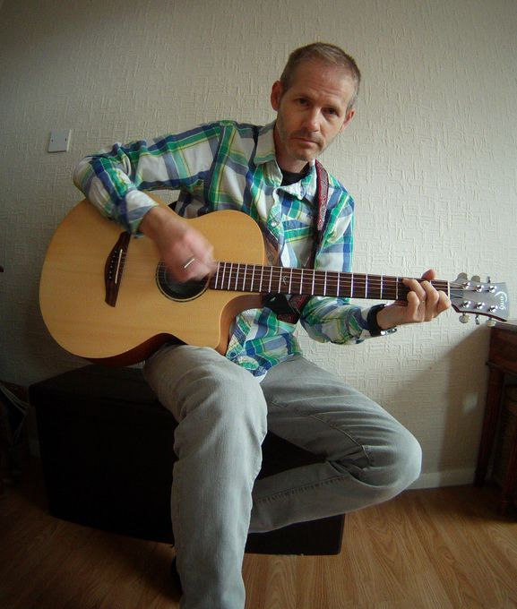 Sean Jeffery - Solo Musician Singer  - Worcester - Worcestershire photo