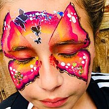 Manchester Face Painting Face Painter