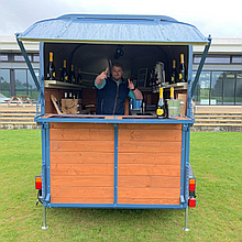 The Suffolk Horsebox Bar Cocktail Bar