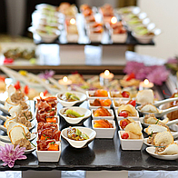 Prestige Bars and Catering Afternoon Tea Catering