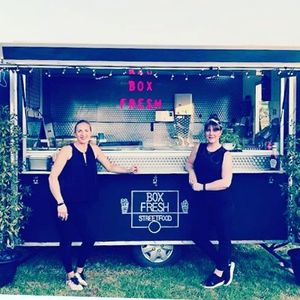 Boxfresh Street Food Mobile Caterer