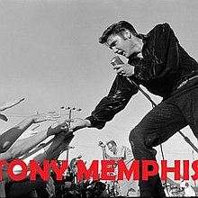TONY MEMPHIS - A TRIBUTE TO THE MUSIC OF ELVIS PRESLEY Live Solo Singer